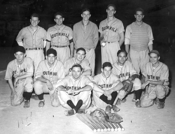 South Hill Eagles 1948