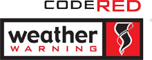 CodeRed weather warning for South Hill Virginia