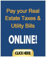 pay real estate taxes and utility bills online